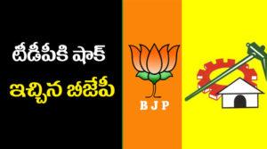 BJP 2019 Elactions No Suport TDP | Cinetollywood.com