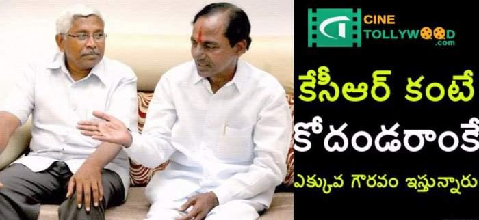 Telangana CM KCR discuss with Mallanna Sagar farmers