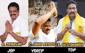 Jaggi reddy is win in Kothapeta constituency East Godavari