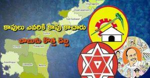 Kapu votes poll which party YSRCP, Janasena, TDP