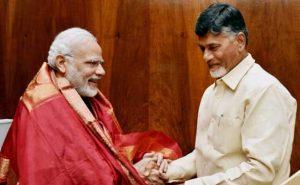 Chandrababu again looking forward to BJP