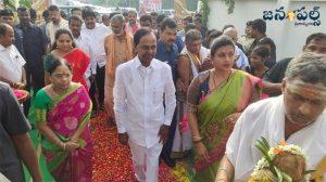 Help to make Rayalaseema Ratanalaseema CM KCR